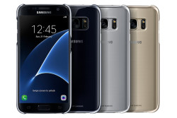 Galaxy S7 クリアカバー